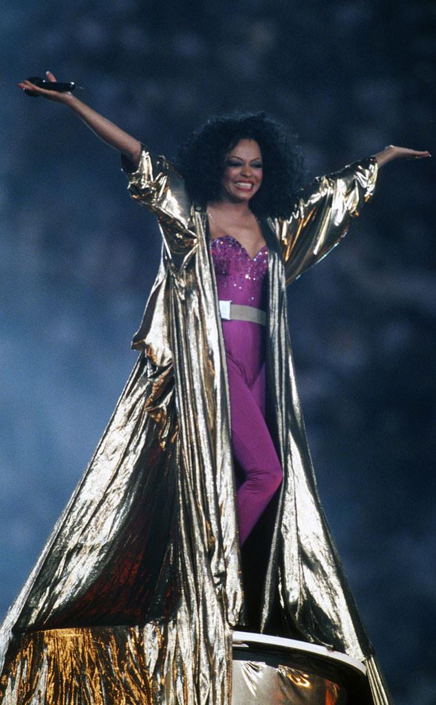 Diana Ross, 1996