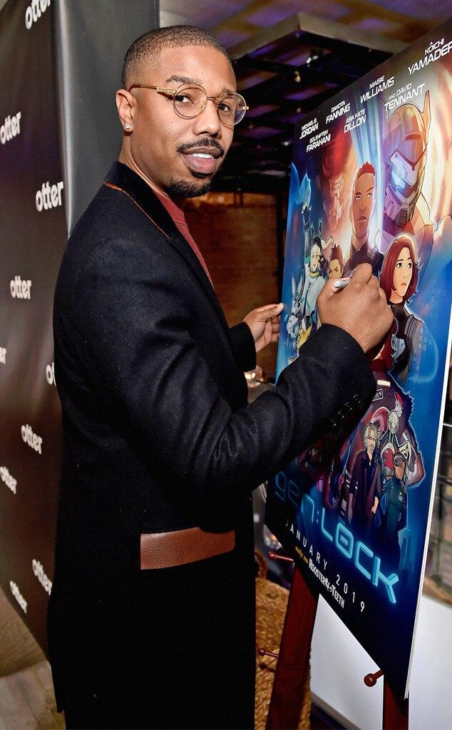 Michael B. Jordan, Sundance Film Festival 2019