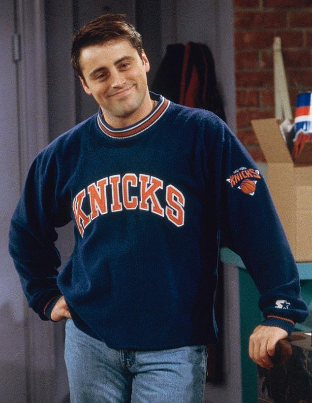 Joey, Friends