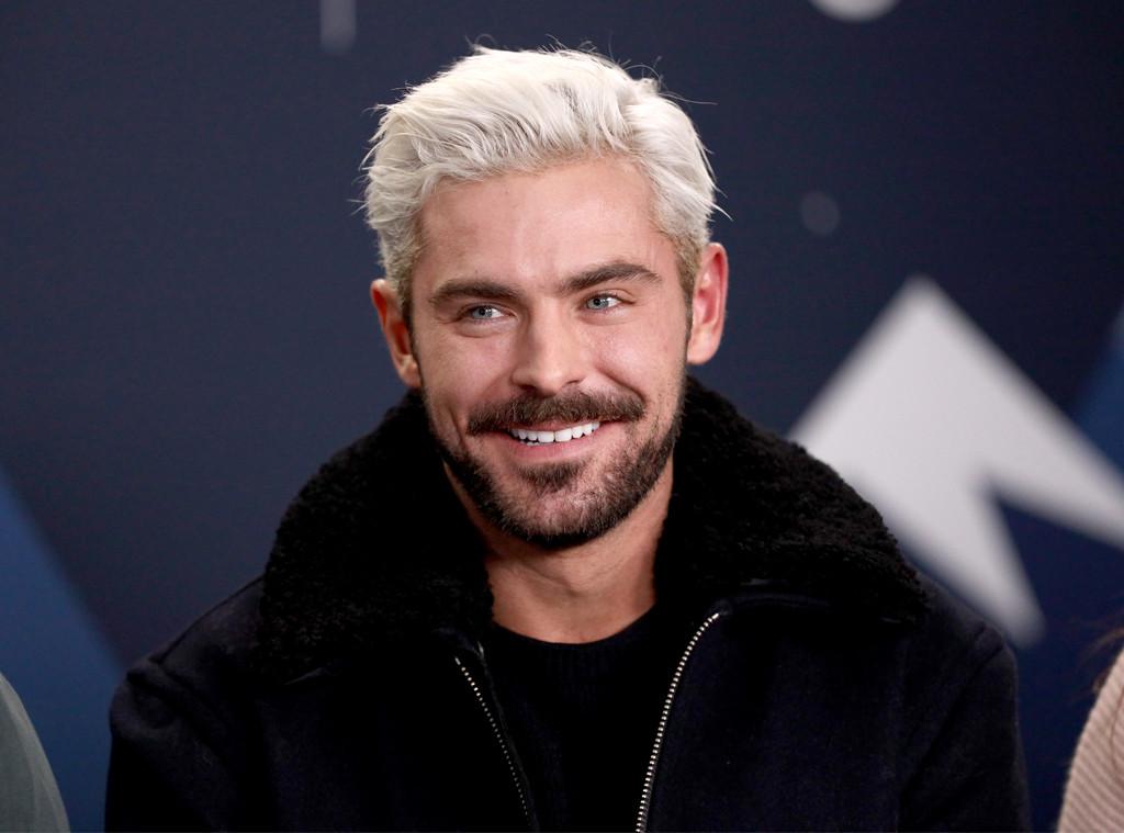 Zac Efron, Sundance Film Festival 2019