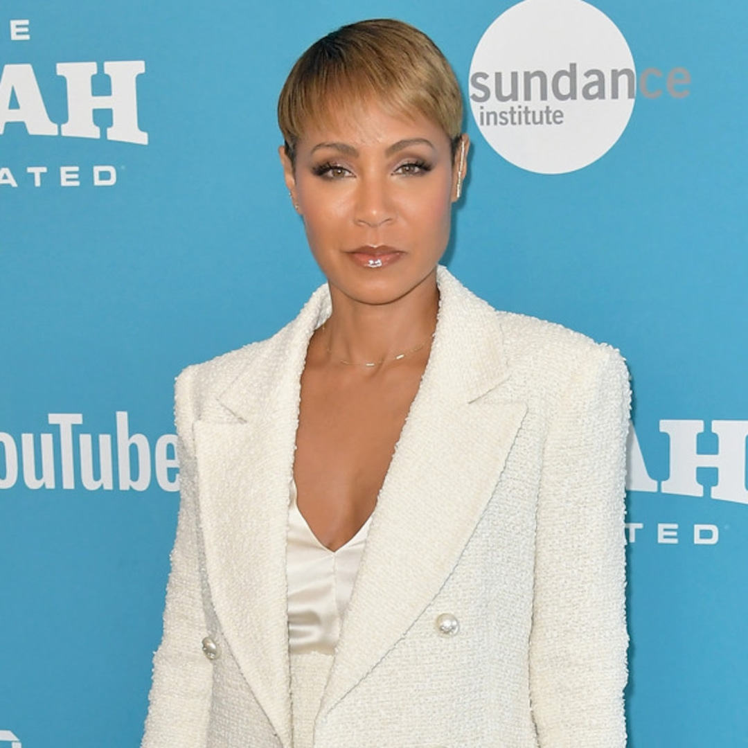 "Jada Pinkett Smith Speaks Out About ""Healing"" After August Alsina's Romance Allegations – E! NEWS"