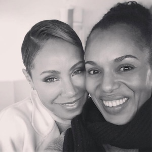 Jada Pinkett Smith, Kerry Washington