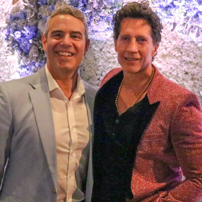 Secrets From Andy Cohen S Epic Real Housewives Baby Shower Who Wasn