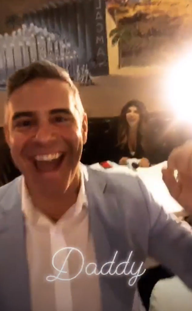 Andy Cohen, Baby Shower