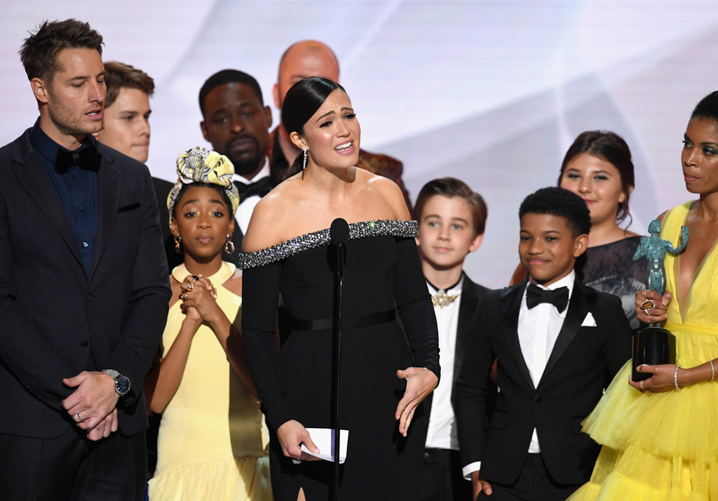 This is Us Cast, 2019 SAG Awards, Winners