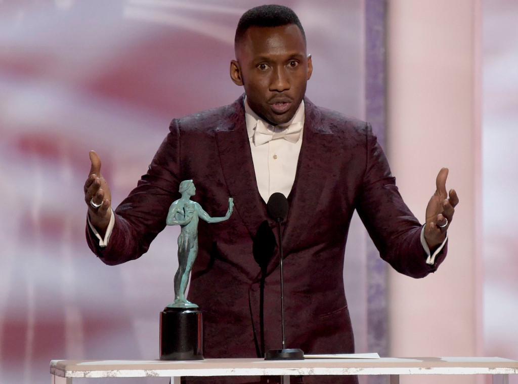 Mahershala Ali, 2019 SAG Awards, Winners