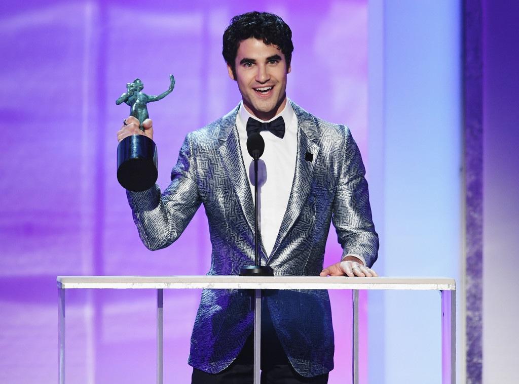 Darren Criss, 2019 SAG Awards, Winners