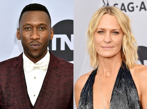 Mahershala Ali, Robin Wright, SAG Awards,  SAG Awards Reunions