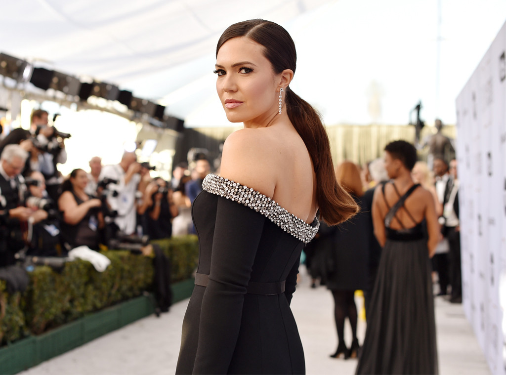 Mandy Moore, 2019 SAG Awards, Candids
