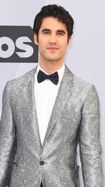 Darren Criss, 2019 SAG Awards, Screen Actors Guild, Red Carpet Fashions