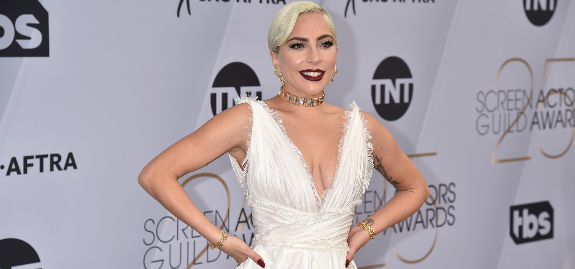 Lady Gaga, 2019 SAG Awards, Screen Actors Guild