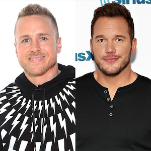 Spencer Pratt, Chris Pratt