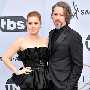 Amy Adams, Darren Le Gallo, Couples, 2019 SAG Awards, Screen Actors Guild
