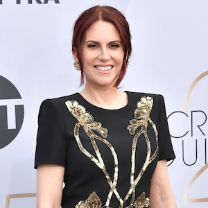 Megan Mullally, 2019 SAG Awards, Screen Actors Guild, Red Carpet Fashions