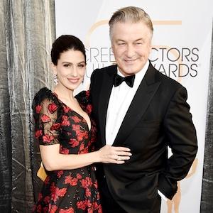 Hilaria Baldwin, Alec Baldwin, Couples, 2019 SAG Awards, Screen Actors Guild