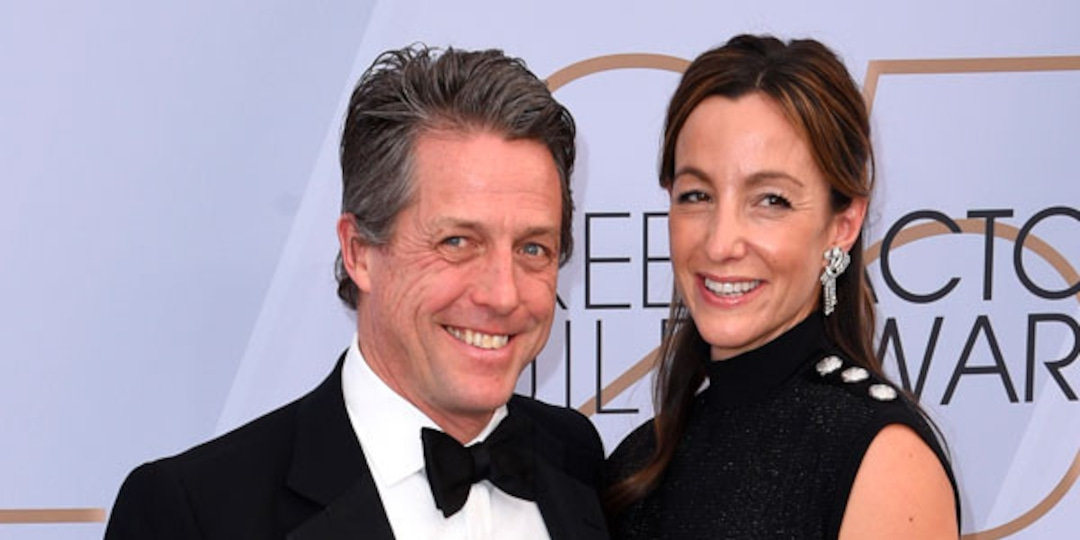"""Hugh Grant Responds to Claim He Married Wife Anna for """"Passport Reasons"""" - E! Online.jpg"""
