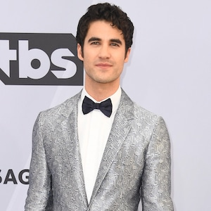 Darren Criss, 2019 SAG Awards, Screen Actors Guild, Red Carpet Fashions