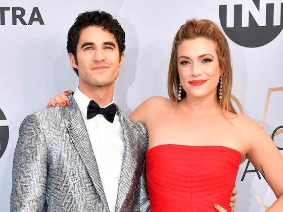 Darren Criss Marries Longtime Girlfriend Mia Swier