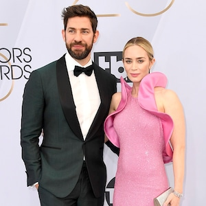John Krasinski, Emily Blunt, Couples, 2019 SAG Awards, Screen Actors Guild