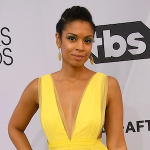 Susan Kelechi Watson, 2019 SAG Awards, Red Carpet Fashions