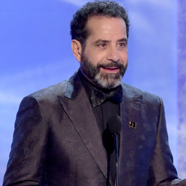 The Marvelous Mrs. Maisel's Tony Shalhoub Was Really Not Expecting His Best Actor in a Comedy Series Win at the 2019 SAG Awards