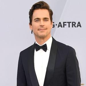 Matt Bomer, 2019 SAG Awards, Screen Actors Guild, Red Carpet Fashions