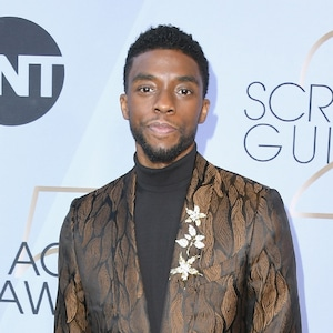 Chadwick Boseman, 2019 SAG Awards, Red Carpet Fashions