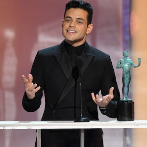 Rami Malek, 2019 SAG Awards, Winners