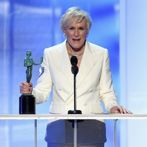 Glenn Close, 2019 SAG Awards, Winners
