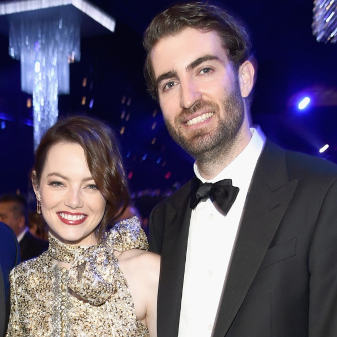 <p>Emma Stone Is Pregnant, Expecting First Baby With Dave McCary thumbnail