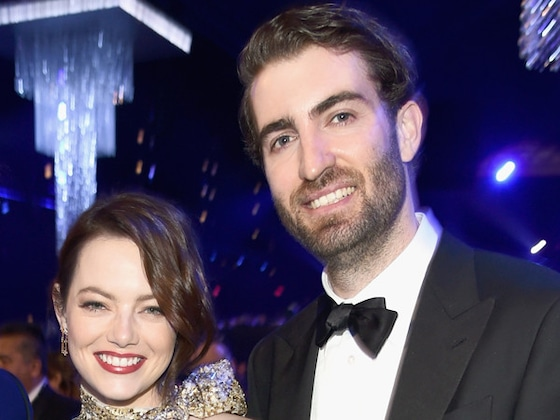 All the Details on Emma Stone's Pearl Engagement Ring