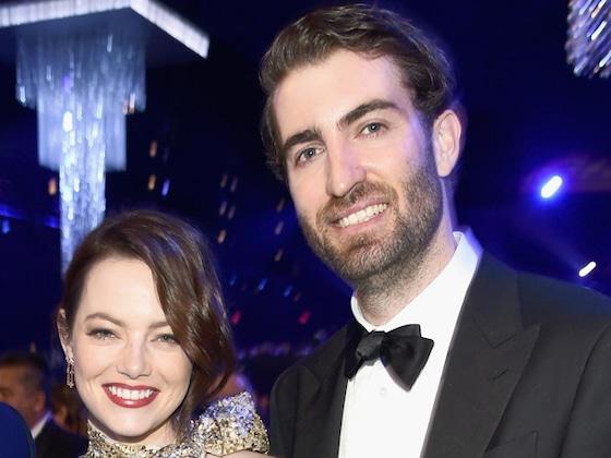 ¡Emma Stone se comprometió con Dave McCary!