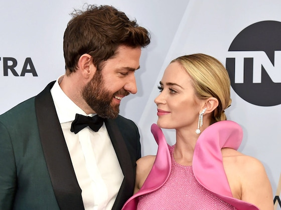 Happy Birthday, Emily Blunt! Take a Look at the Actress' Cutest Photos With John Krasinski