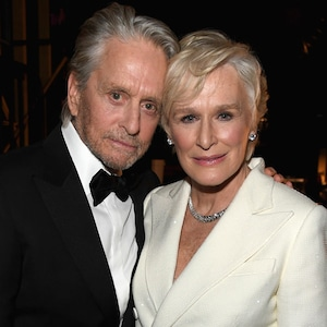Michael Douglas, Glenn Close, SAG Awards
