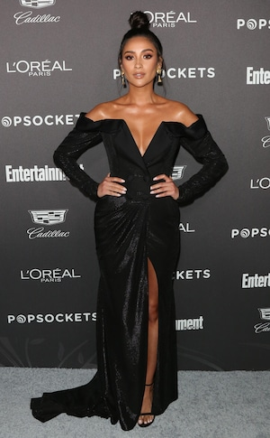 Shay Mitchell, Pre-SAG Awards Party 2019