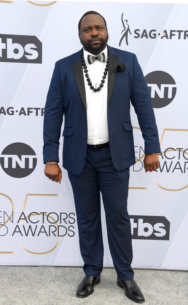 Brian Tyree Henry, 2019 SAG Awards, Screen Actors Guild, Red Carpet Fashions