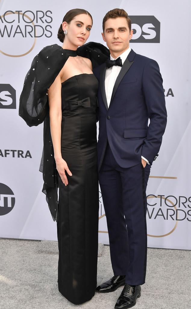Alison Brie, Dave Franco, Couples, 2019 SAG Awards, Screen Actors Guild