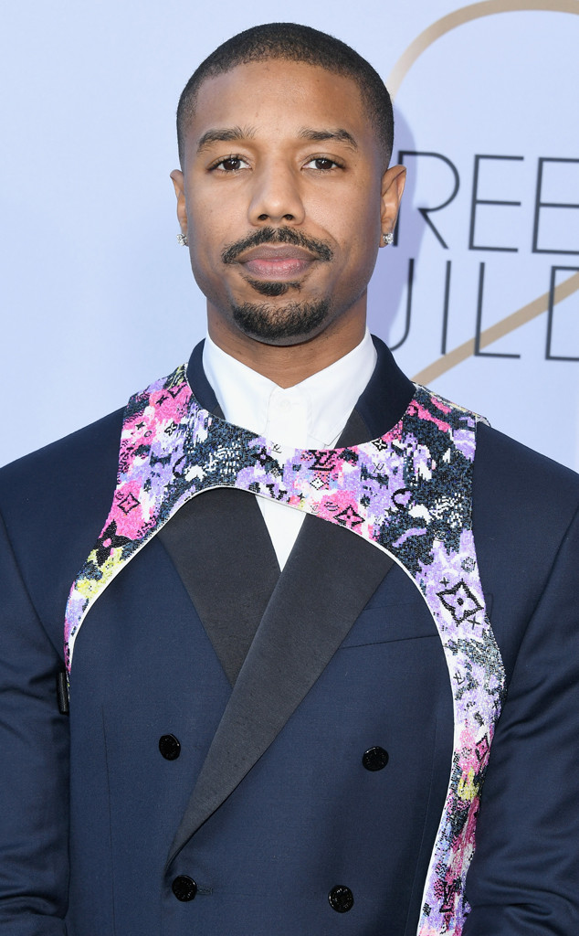Michael B. Jordan, 2018 Governors Awards Arrivals