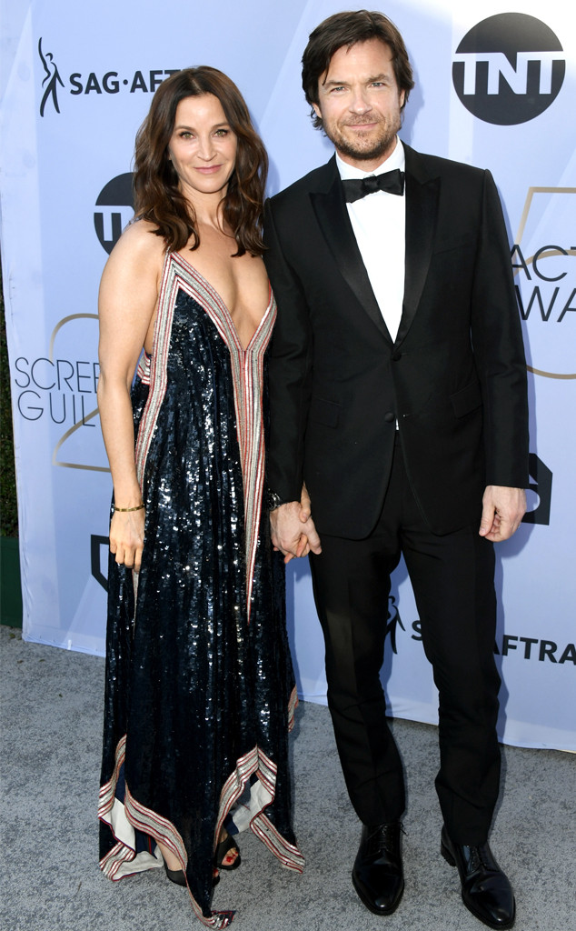 Amanda Anka, Jason Bateman, Couples, 2019 SAG Awards, Screen Actors Guild