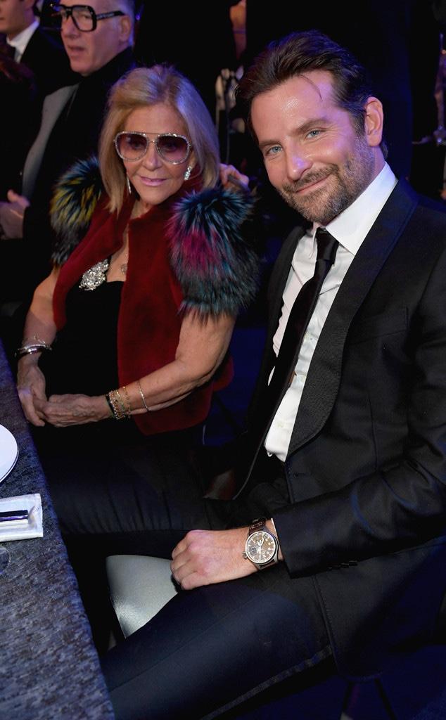 Bradley Cooper, Gloria Campano, SAG Awards 2019