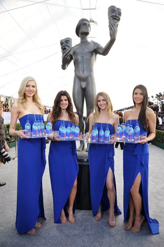 FIJI Water Girls, 2019 SAG Awards
