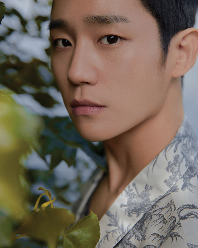 Jung Hae-in, Esquire Singapore