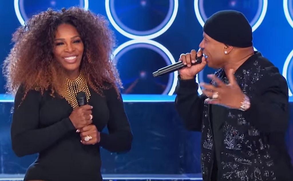 Serena Williams, LL Cool J, Lip Sync Battle