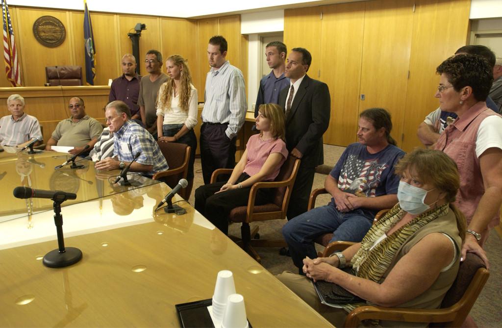 Dennis Rader, BTK Killer, Family members of the victims