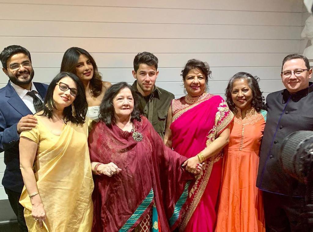 Priyanka Chopra, Nick Jonas
