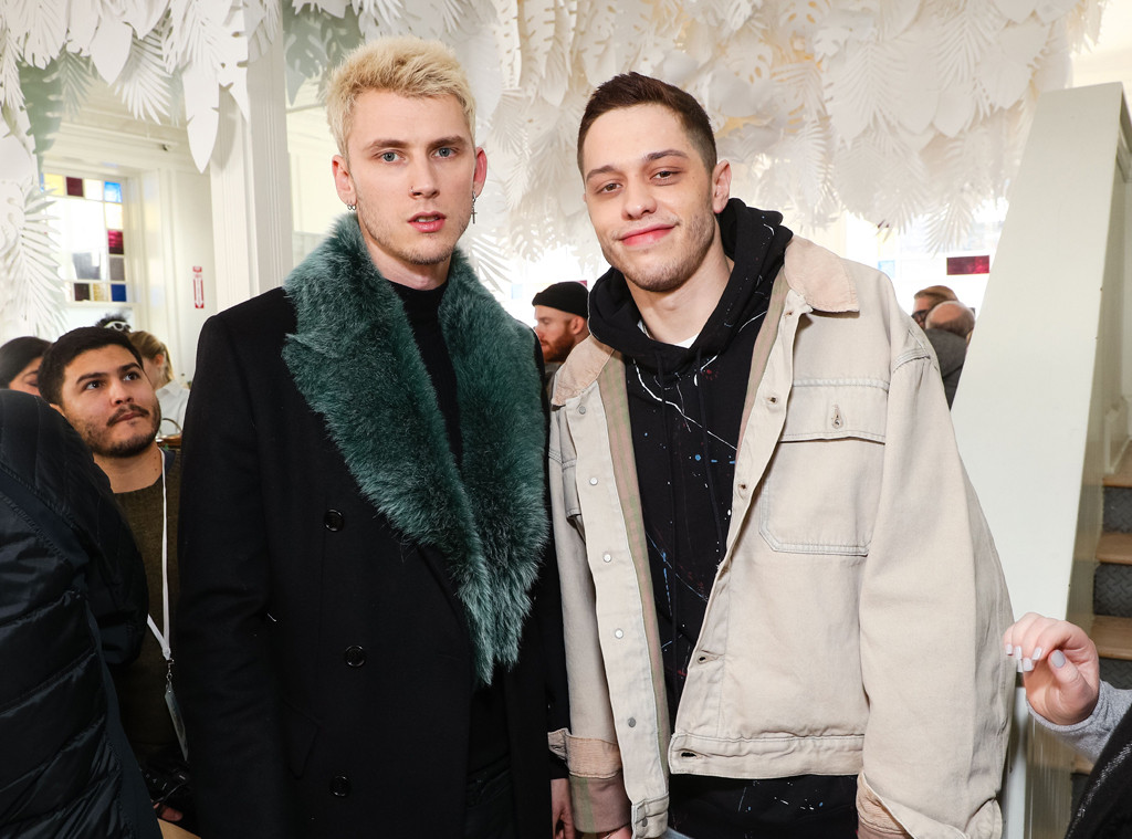Pete Davidson, Machine Gun Kelly, Sundance 2019