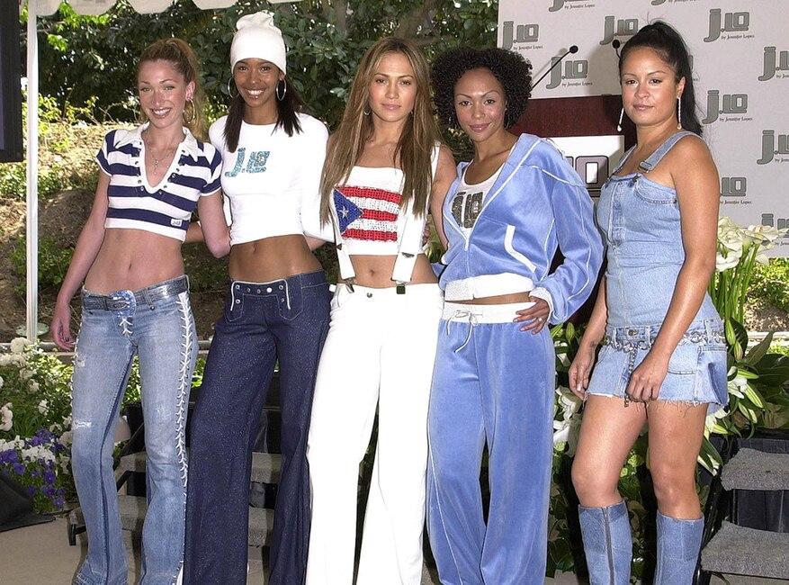 Jennifer Lopez, Sweetface, celeb fashion lines