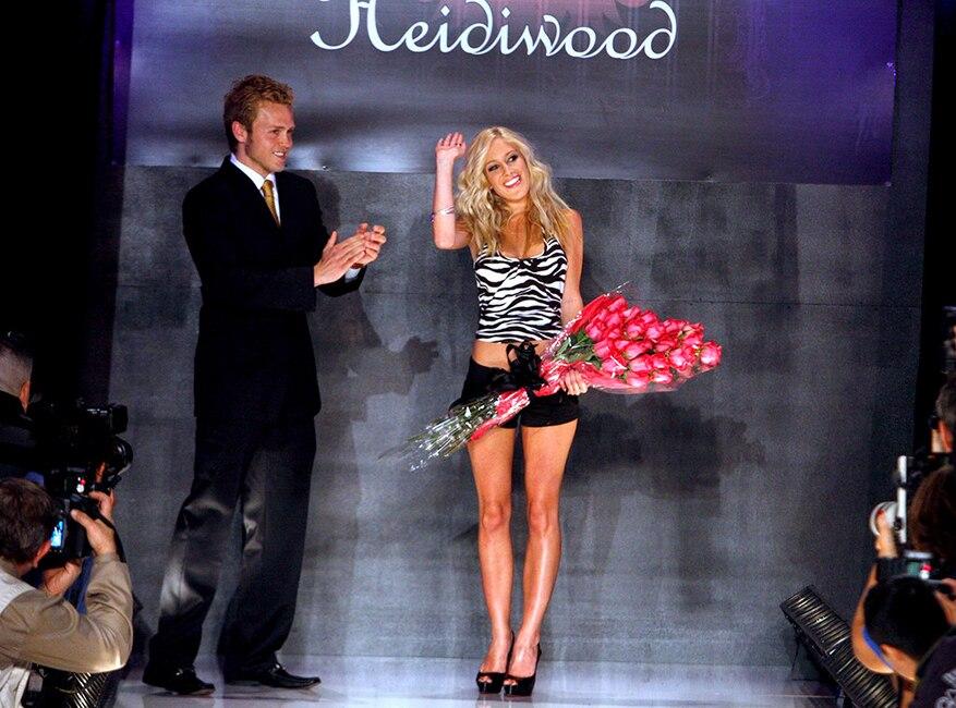 Heidi Montag, Heidiwood, celeb fashion lines