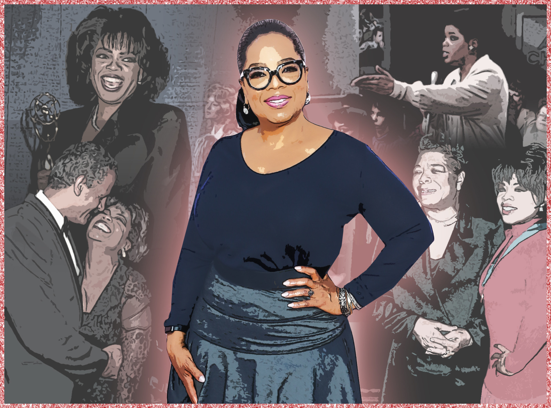 Oprah Winfrey, Birthday Feature