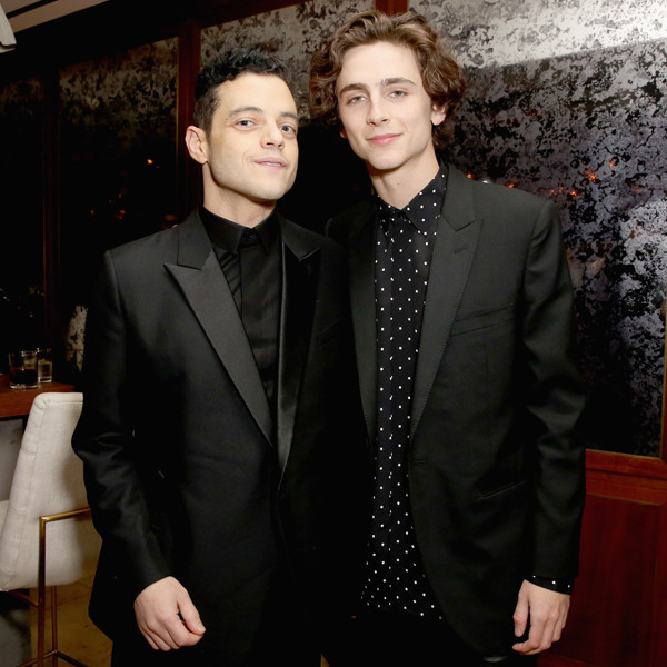 Inside the 2019 SAG Awards After-Parties With Rami Malek, the Black Panther Cast and More